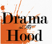 drama in the hoodlogo