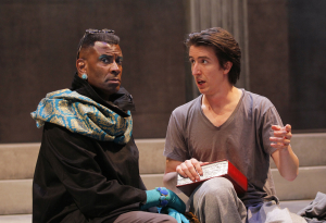 Angels in America: Perestroika, photo by Chris Bennion